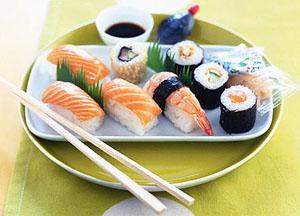 Как самостоятельно сделать вкусные и необычные суши