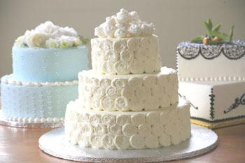 Стоимость свадебного торта